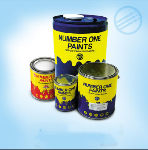 Industrial Metal Primers & Enamel Paints